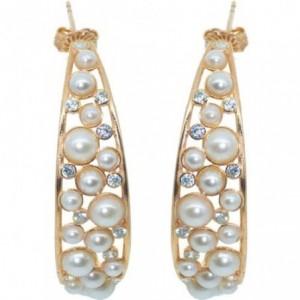 Pendientes Pearls