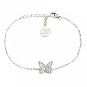 Butterfly bracelet of...